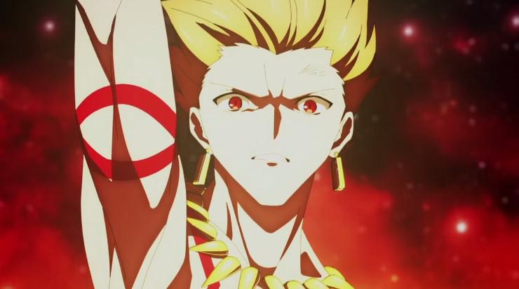 ギルガメッシュ王