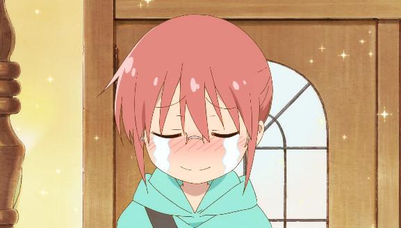 小林さん涙